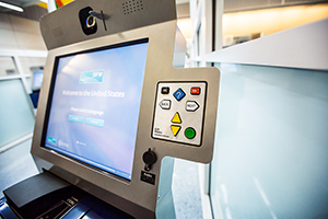 DFW Automated Passport Conrol
